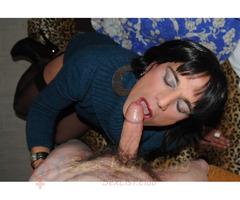 giulia trans passiva porca e ninfomane